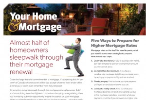 Your Home and Mortgage Mississauga Mortgage Broker | CanadianMortgageCo.com