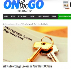 Why a mortgage broker is your best option | CanadianMortgageCo.com
