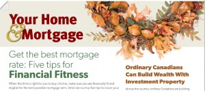 Financial Fitness - Your Home and Mortgage Toronto and Mississauga | CanadianMortgageCo.com