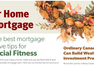 Financial Fitness - Your Home and Mortgage Toronto and Mississauga   CanadianMortgageCo.com