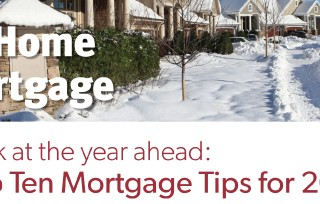 Top 10 mortgage tips for 2014   CanadianMortgageCo.com