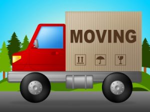 Planning for moving day checklist
